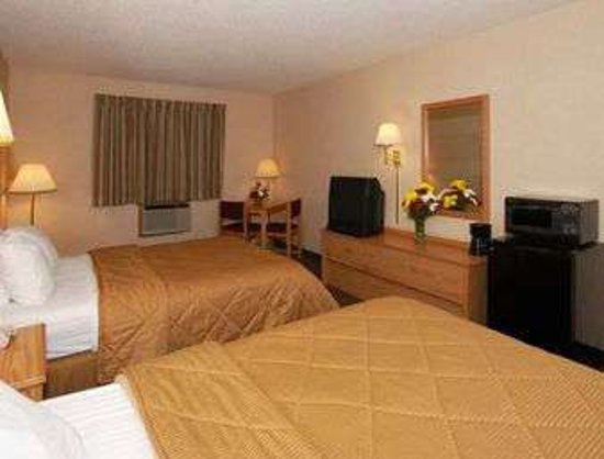 Marinette, WI: Two Double Bed Room