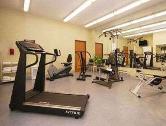 Marinette, WI: Fitness Center
