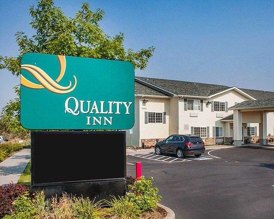 Quality Inn & Suites: Quality Inn Hotel in Bend Oregon