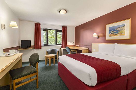 Easton-in-Gordano, UK: 1 Double Bed Executive Room