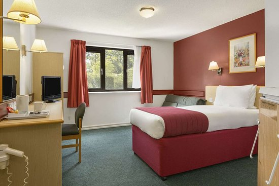 Easton-in-Gordano, UK: Accessible Bed Room