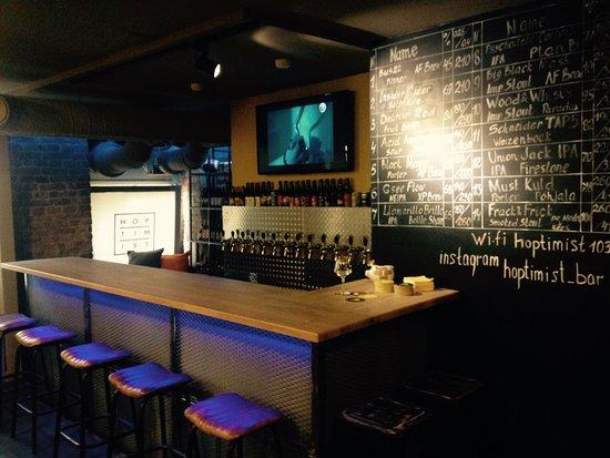 Hoptimist Bar
