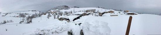 Castiglione Messer Raimondo, Włochy: Nevicata eccezionale gennaio 2017