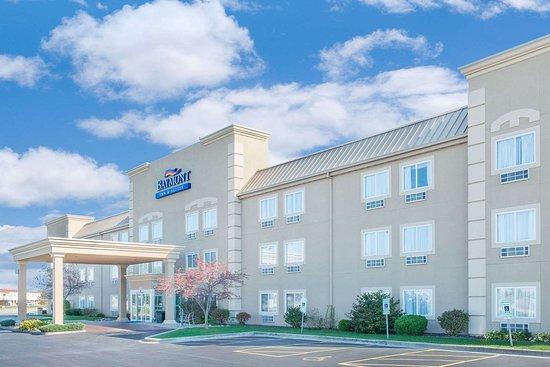 ホリデー イン エクスプレス リッチフィールド ホテル