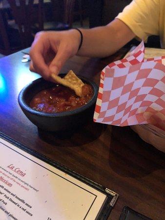 Salsa And Chip Picture Of La Cocina Round Rock Tripadvisor