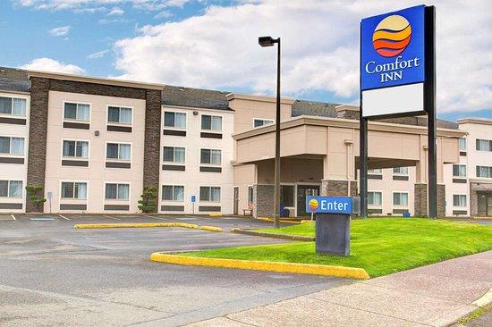 Comfort Inn Newport: Hotel exterior