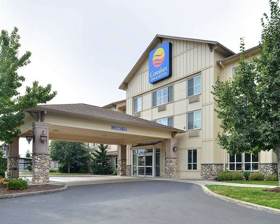 Comfort Inn & Suites McMinnville: Comfort Inn & Suites in McMinnville, OR