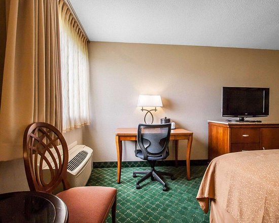Cairo, إلينوي: Guest room with added amenities
