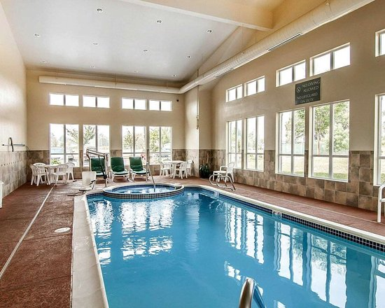 Creswell, OR: Indoor pool