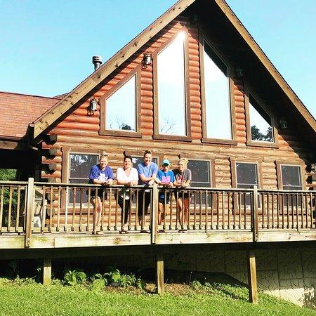 Cabins at Hickory Ridge!