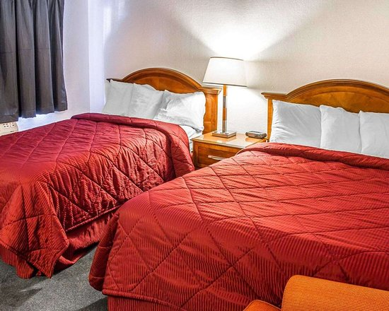 Roseburg, OR: Guest room with double beds