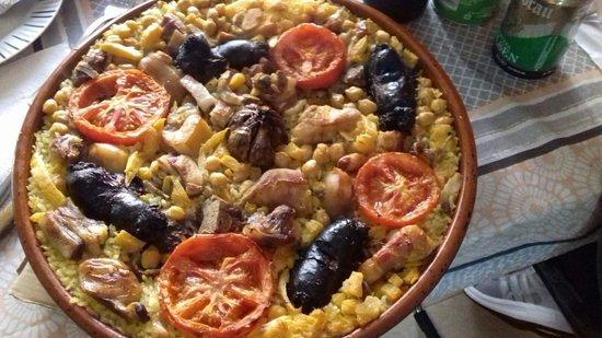 Restaurante Sierra Enguera