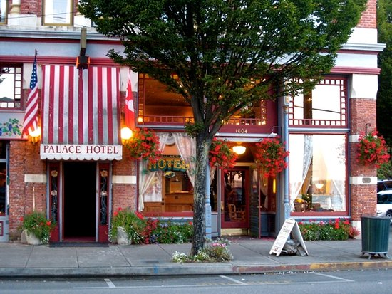 Palace Hotel Port Townsend: Exterior