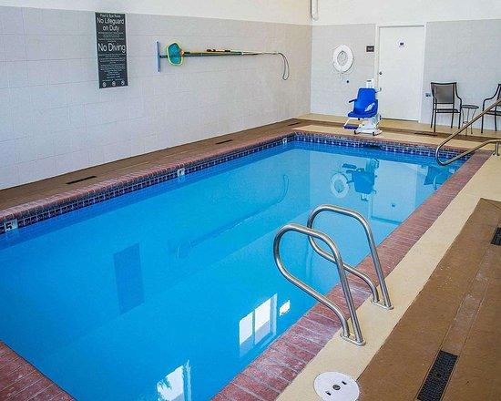 Roseburg, OR: Indoor pool