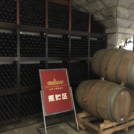 Zhangyu International Grape Wine City