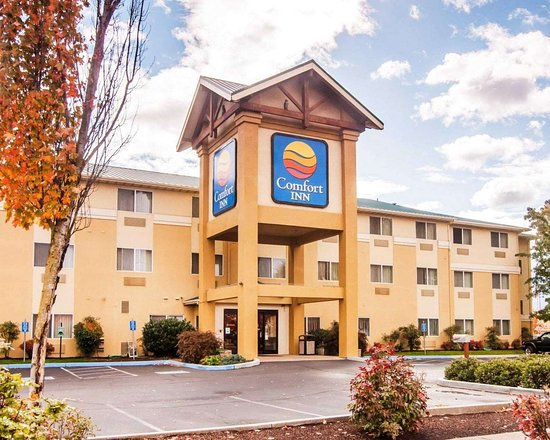 Comfort Inn South hotels in Medford OR