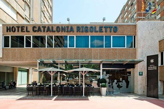 Catalonia Rigoletto : CataloniaRigoletto entrada