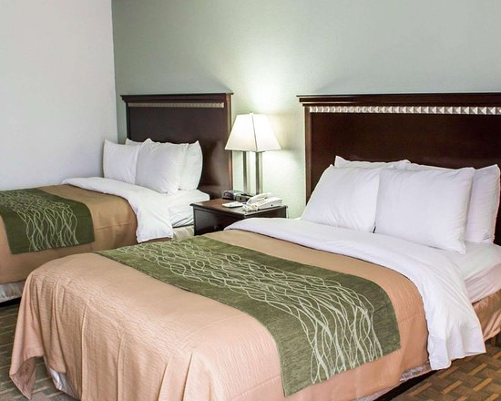 Winterville, Carolina del Norte: Guest room with twin beds