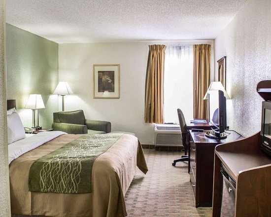 Winterville, NC: Spacious guest room