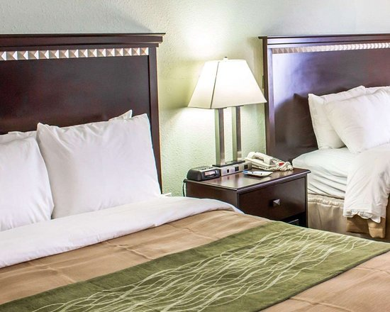 Winterville, Carolina del Norte: Guest room with double beds