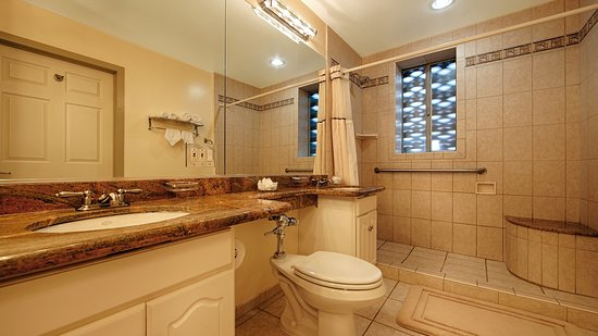Best Western Plus Hollywood Hills Hotel: Guest Bathroom