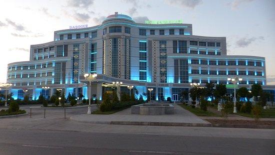 Фотография Dashoguz Hotel
