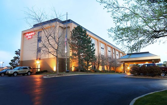 Hampton Inn Indianapolis-South: Exterior