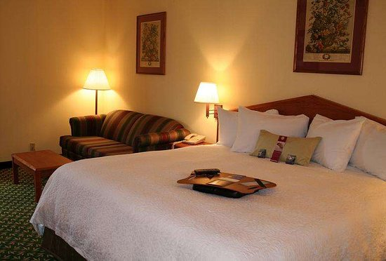 Shelbyville, IN: Guest room