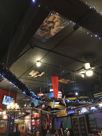 Feldman's Wrong Way Diner: Lots to see inside Feldmans
