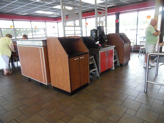 Onley, VA: trash high chairs coffee