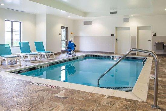 Carlisle, Pensilvania: Indoor pool
