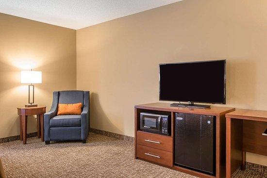 Carlisle, Pensilvania: King suite