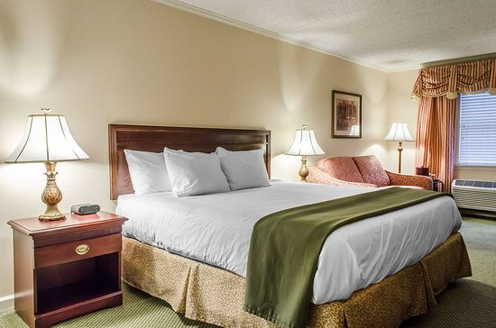The Atherton Hotel, an Ascend Hotel Collection Member: Guest room