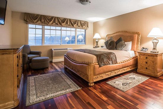 West Chesterfield, Nueva Hampshire: King suite