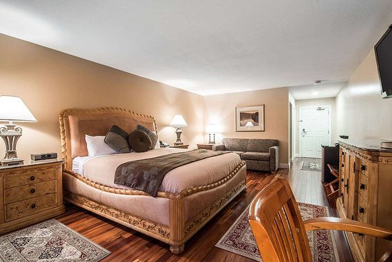 West Chesterfield, Nueva Hampshire: Guest room with king bed(s)