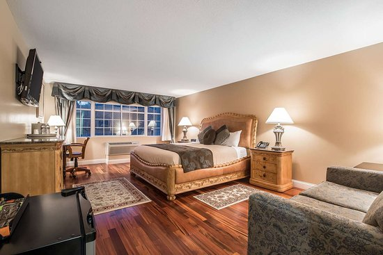 West Chesterfield, Nueva Hampshire: Well-equipped guest room