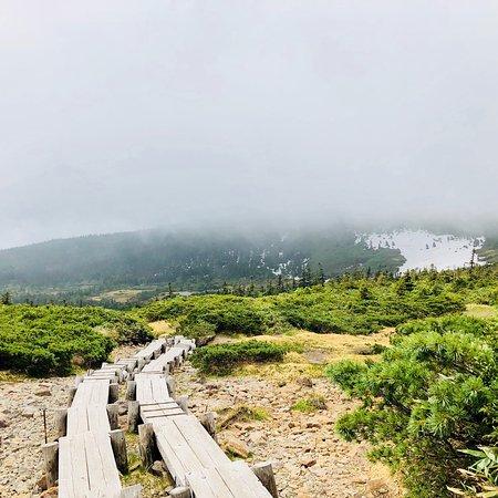 Azuma Mountain Range