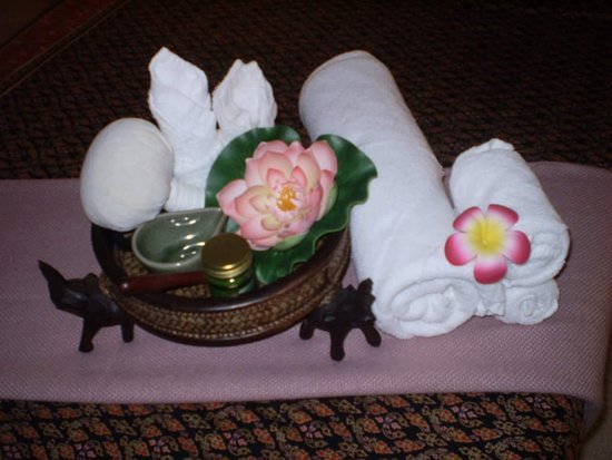 Kanokrat Thai-Massage
