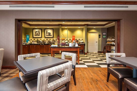 Hampton Inn South Kingstown - Newport Area: Restaurant