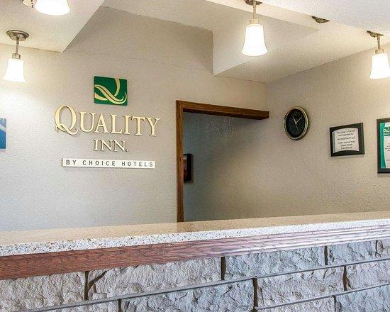 Upper Sandusky, OH: Hotel lobby