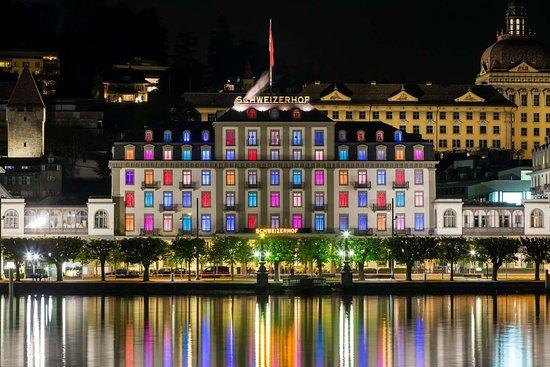 호텔 슈바이처호프 루체른