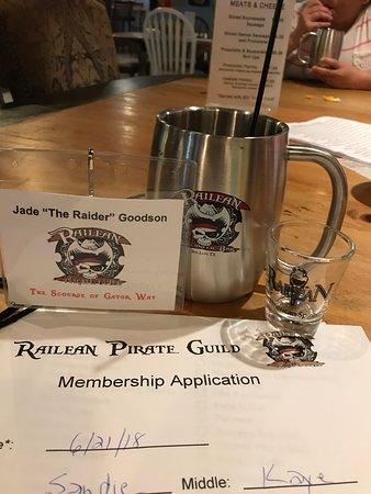 San Leon, TX: Pirates club