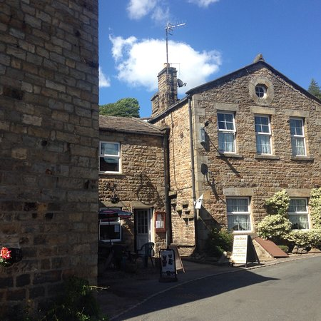 Gunnerside, UK: Lovely, fresh homecooked food and a warm welcome. We can thoroughly recommend the crab quiche an