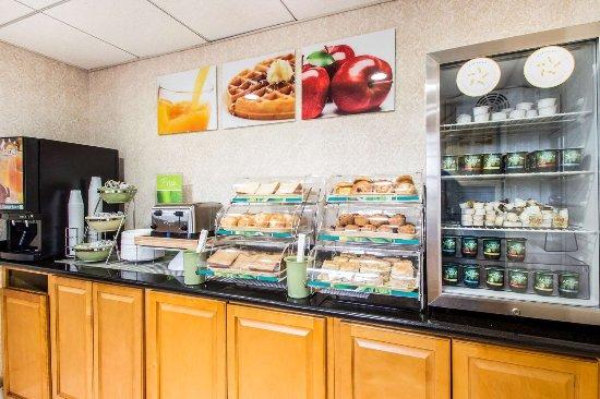 Lawrenceville, Nueva Jersey: Free breakfast