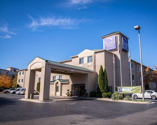Sleep Inn Suites At Concord Mills Hotel In Nc