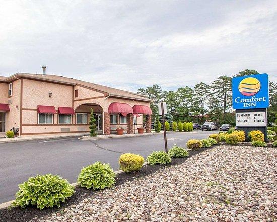 Manchester Township, Nueva Jersey: Hotel exterior