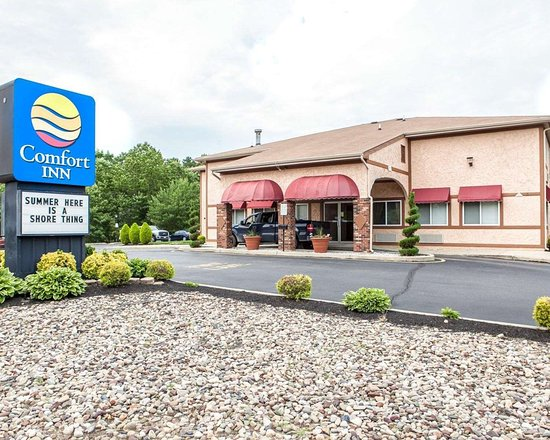 Manchester Township, Nueva Jersey: Hotel exterior