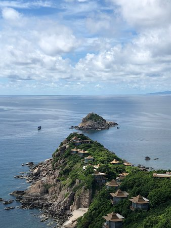 View from Deluxe Ocean view  - Picture of Sai Daeng Resort, Koh Tao