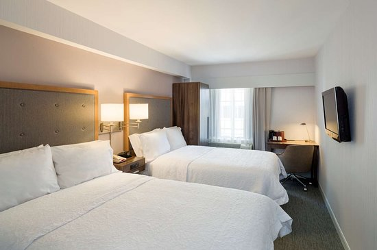 Hampton Inn Manhattan - Madison Square Garden Area: Guest room