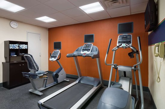 Hampton Inn Manhattan - Madison Square Garden Area: Health club